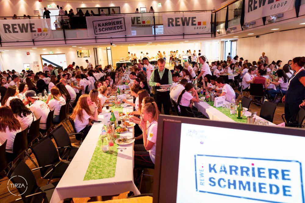 SkillsFactory 2018 - REWE Group Karriereschmiede by Tirza Podzeit photography