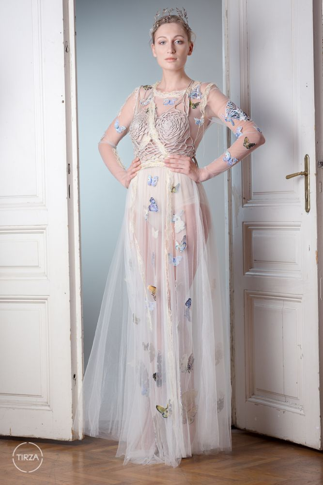 Lookbook - Simon Barth Couture by Tirza Podzeit photography