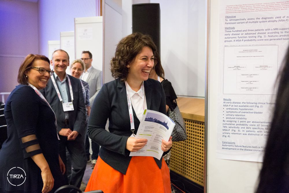 Fotodokumentation - International Congress on Neuromuscular Diseases by Tirza Podzeit photography